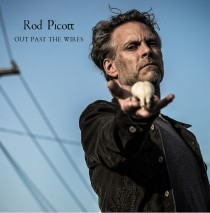 Rod Picott - 'Out Past The Wires' - cover (300dpi)