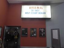 c WEB im Arsenal