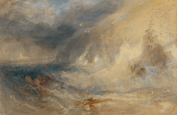 Joseph Mallord William Turner, Long Ship's Lighthouse, Land's End