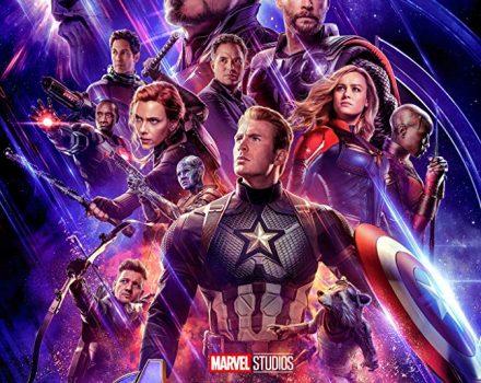 Plakat Avangers - Endgame © Marvel Studios