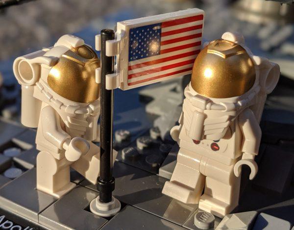 LEGO Astronauten