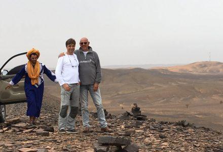 1 Sabel und Pflüger in der Sahara andreas-pflueger_bernhard-sabel_gantenbein-zu-frankenstein_01_copyright_privat-1200x900