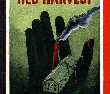 Hammett, Red Harvest, Pocket