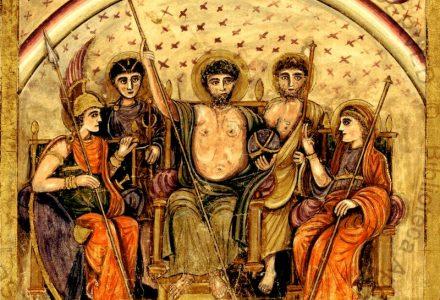Rat der Götter 800px-Vergilius_romanus_234v