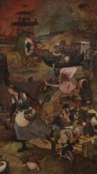 Pieter Brueghel de Oude: Dulle Griet, 1562, Museum Mayer van den Bergh