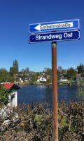 Wiebke Johannsen : Stillstand und Ortsbegehungen