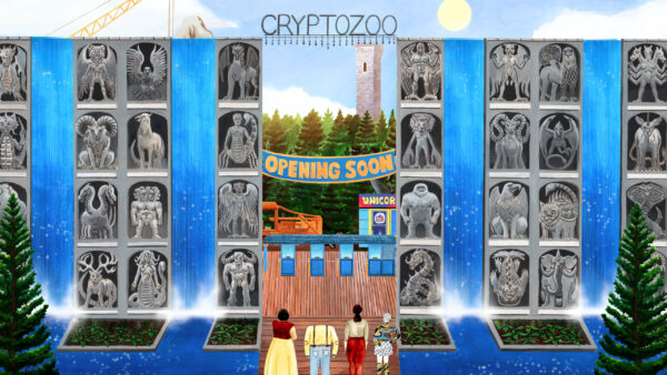 Cryptozoo, USA 2021, R: Dash Shaw, Generation 2021 © Cryptid Rescues, LLC